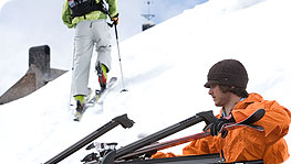 Ski & Snowboard Carrier Accessories