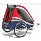 Chariot Corsaire XL 1 Touring - Red/Gray/Blue 10100229
