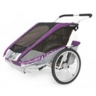 Chariot Cougar 1 CTS - Purple/Silver/Grey 10100520