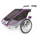 Chariot Cougar 2 CTS - Purple/Silver/Grey 10100918