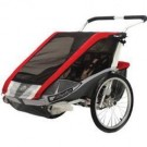 Chariot Cougar 2 CTS - Red/Silver/Grey 10100917