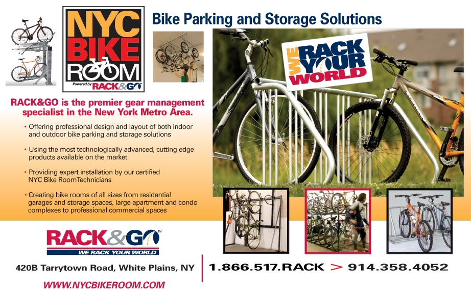 NYC Bike Rooms Powered By Rack&GO